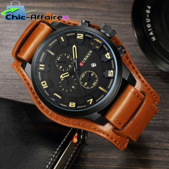 Montre Military Luxury