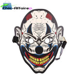Masque LED Sonore