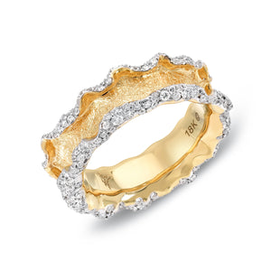 Gold Ring by Victor Velyan