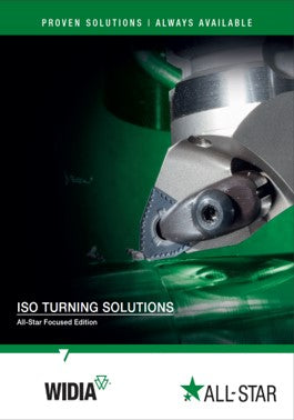 ISO Turning solutions
