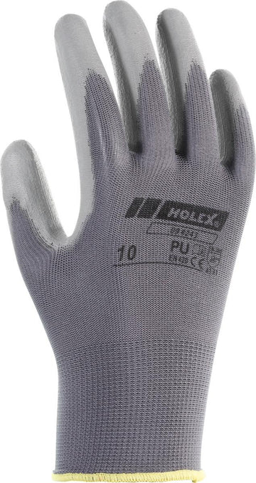 HOLEX CUT RESISTANT PAIR OF GLOVES CUT F - 094243 SIZES 6-11