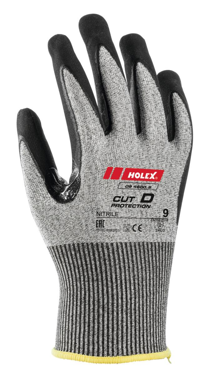 Holex Cut resistant Pair of gloves Cut D - 094600 sizes 7-11