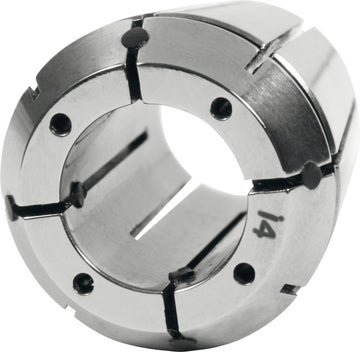 ER collet with seal and spray nozzles - MQTooling