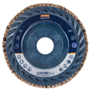 Abrasive flap disc speed CER, flat 565234