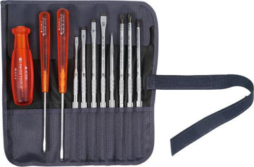 "Assembly screwdriver set with ""multicraft"" power grip 11 - MQTooling"