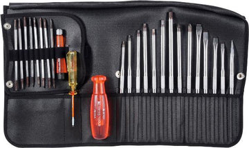 "Assembly screwdriver set ""All-rounder"" 25 - MQTooling"