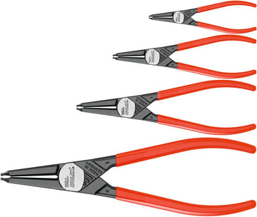 4-piece set of circlip pliers for internal circlips 4 700135 4