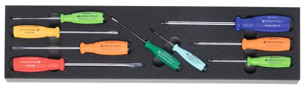 Screwdriver set 9 - MQTooling