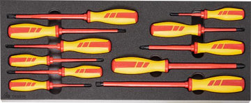 Electrician's screwdrivers fully insulated 11 954534 11