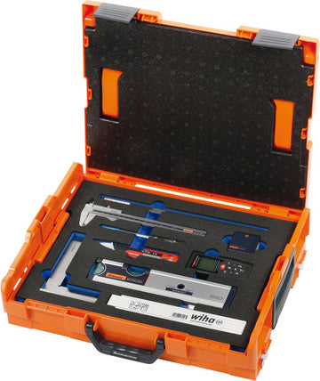Measuring tool set 9-piece 9 - MQTooling