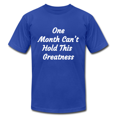 Greatness - Christian Women Tees