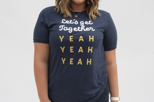 Let's Get Together - Adult Tee