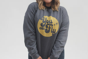 You Can Fly - Adult Sweater
