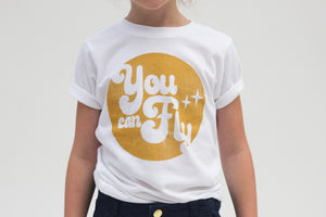 You Can Fly - Youth Tee