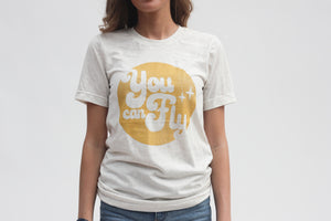 You Can Fly - Adult Tee