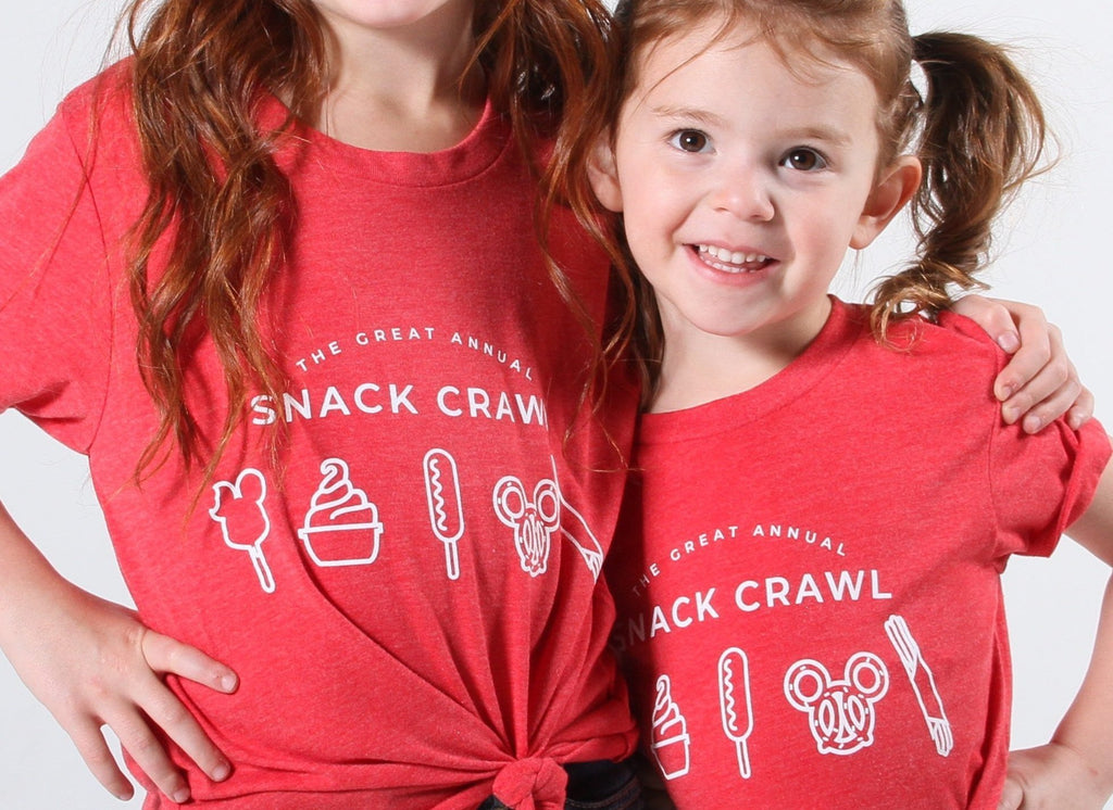 Snack Crawl - Youth Tee
