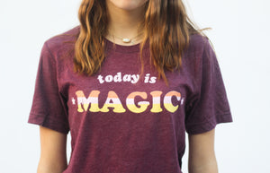 Today Is Magic - Adult Tee