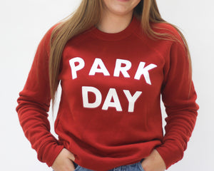PARK DAY - Adult Sweater