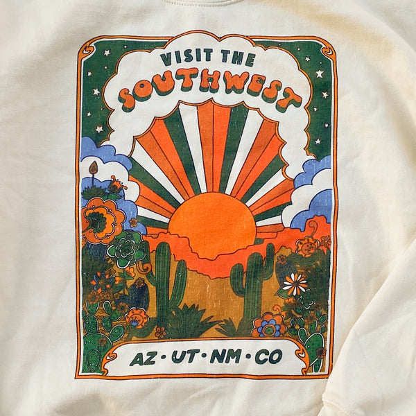 Visit the Southwest - Adult Tee