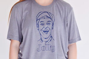 Jolly - Bert Parody Adult Tee