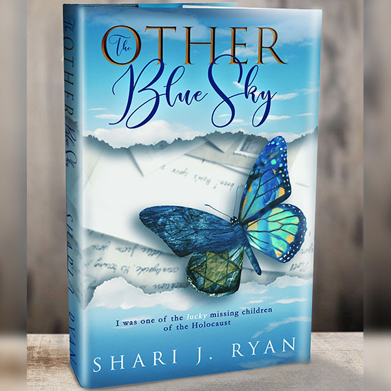 Release Day for The Other Blue Sky