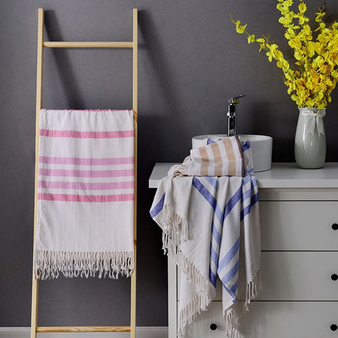 Turkish Cotton Beach Towel