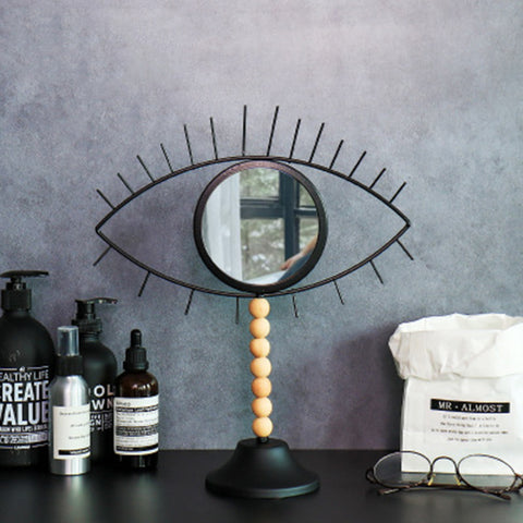 Evil Eye Cosmetic Mirror