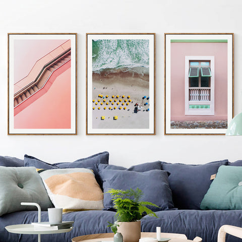 Life Is Beautiful Art Print (Set of 3)