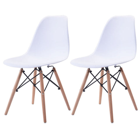 Mid Century Dining Chair (Set of 2)