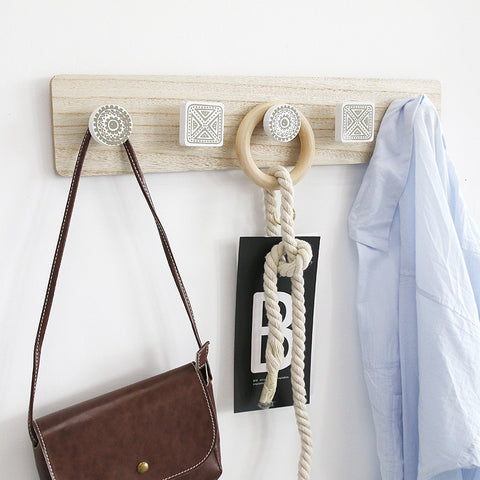 Rustic Boho Wall Hook