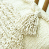 Circle Tassel Pillow Cover