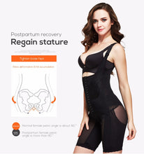 Load image into Gallery viewer, 2-in-1 Waist Cincher Trainer and Shapewear Plus Size 2-14 US
