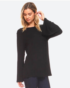 Long Bell Sleeve