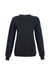 By Signe Veya Sweatshirt in Black made of super-soft fleece.