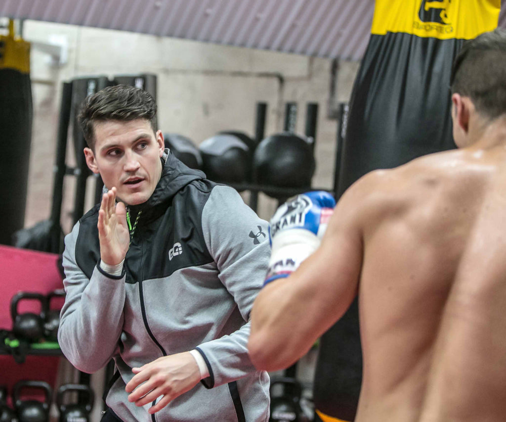 Optimising Your Performance With Shane McGuigan