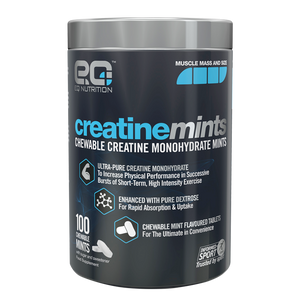 Creatine Mints 100 Chewable tablets - EQ Nutrition