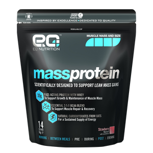 Mass Protein 1kg - EQ Nutrition