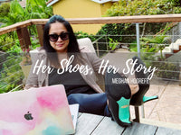 Meghan Hogrefe: An interview with VERAGANO - an Italian footwear brand specialize in turquoise sole stylish pump shoes, sandal high heels, ballet flats and more.