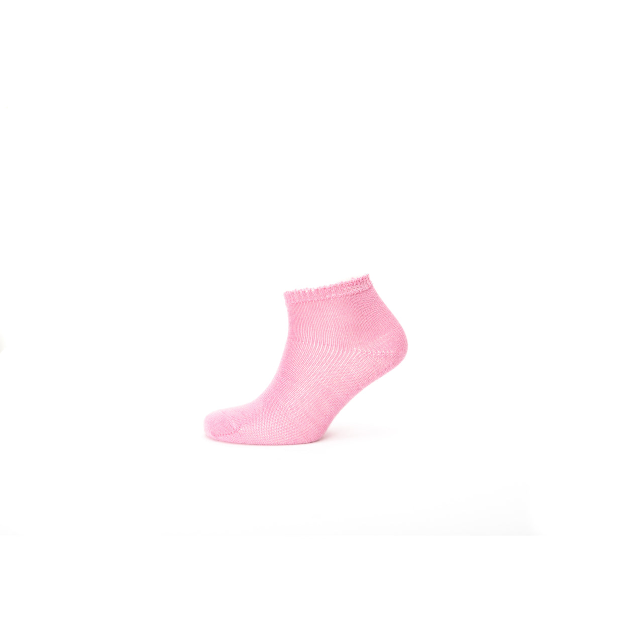 Mohair Trainer Sock