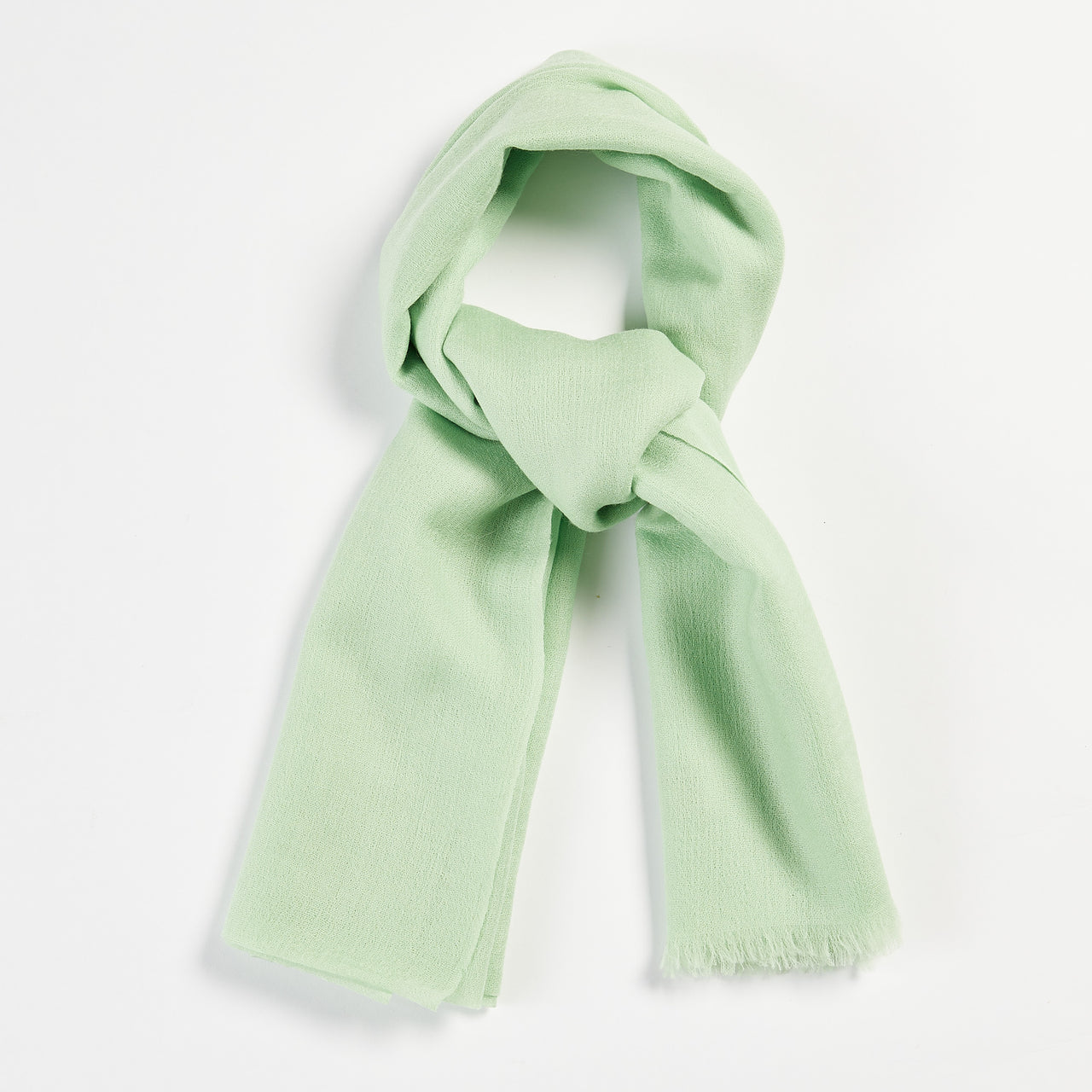 Superfine Wrap - Mint Green