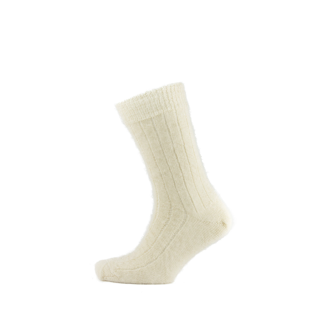 Kid Mohair Long Bed Sock