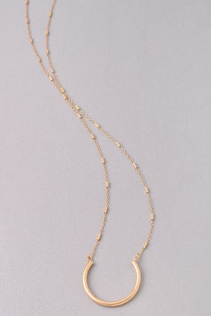 The Stella Necklace-Gold