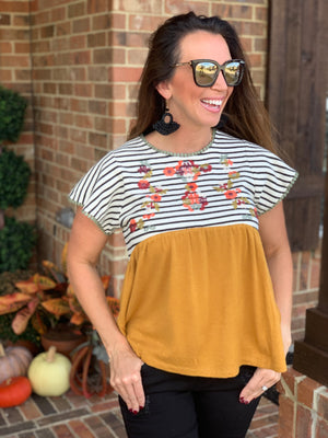 Autumn Wishes Top