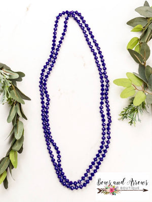 Royal Essential Beaded Necklace