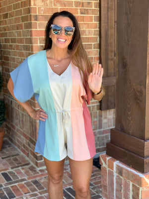 The Madelyn Romper