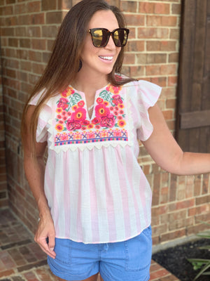 The Sherri Top