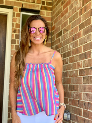 Stripes in Sarasota Top