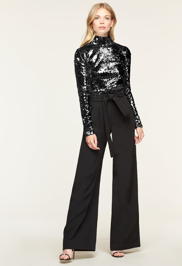 Sequins Turtleneck Sequins Turtleneck 139746e45