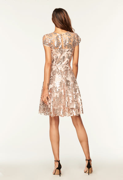 0bf7784b580 Sequin Meg Cocktail Dress - MILLY
