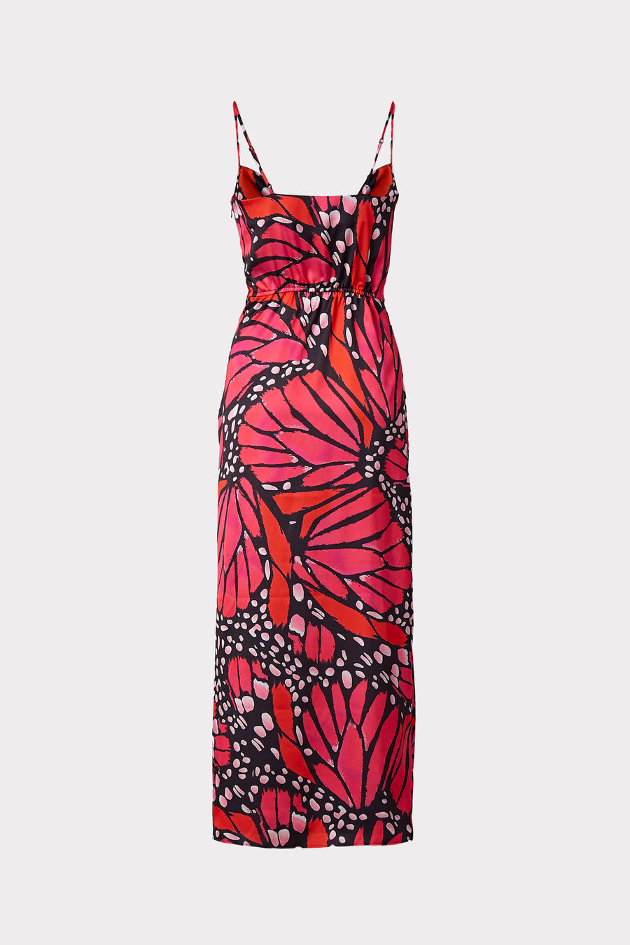 Lilliana Butterfly Stencil Dress